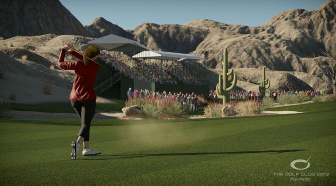 The Golf Club 2019 announced, first pre-alpha screenshots unveiled