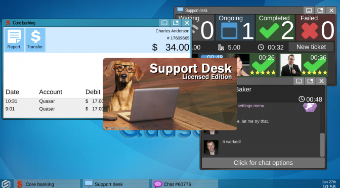 Tech Support: Error Unknown releases in Q4 2018, lets you become a Tech Support specialist