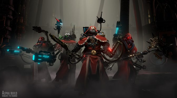 Warhammer 40K: Mechanicus is a new turn-based strategy game coming to the PC in 2018