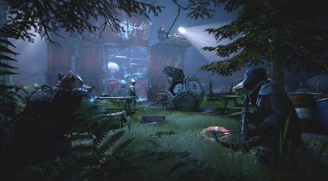 Mutant Year Zero: Road to Eden - Reveal Trailer