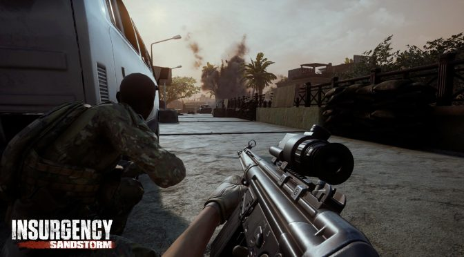 Insurgency: Sandstorm patch 1 2 released, features major performance