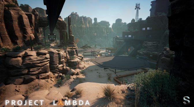 New Project Lambda screenshots, Half-Life in Unreal Engine 4, look gorgeous
