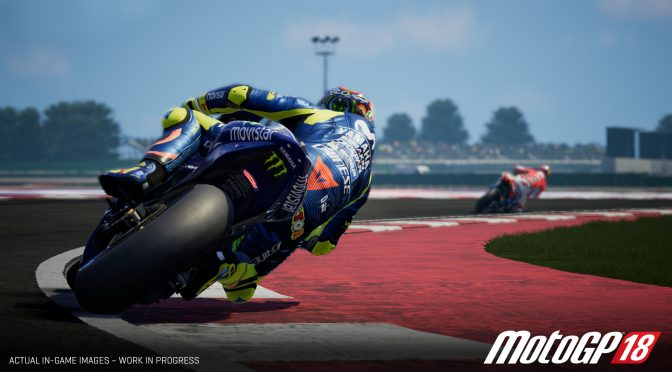 MotoGP 18 releases on June 7th, first official screenshots and details