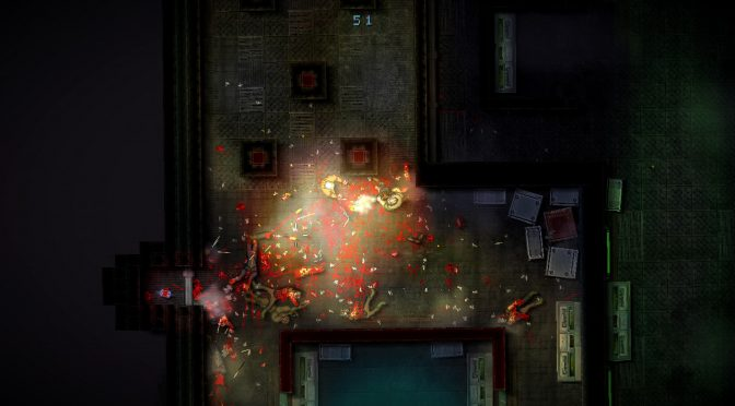 Brutal MooD is an amazing top down shooter inspired by classic first-person shooters, demo available