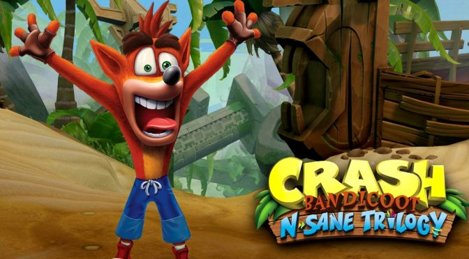 Crash Bandicoot N  Sane Trilogy will support mouse and keyboard on