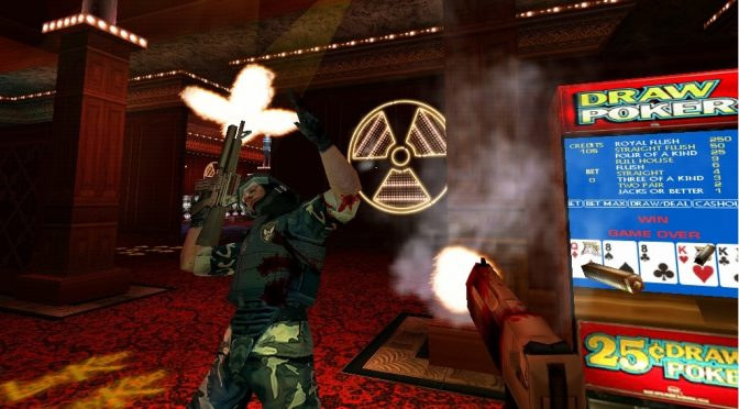 The 2001 Unreal Engine version of Duke Nukem Forever was 90% complete, had RPG and horror elements