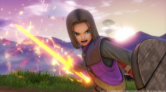 DRAGON QUEST XI: Echoes of an Elusive Age 4K Screenshots Gallery