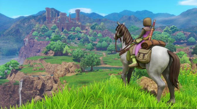 DRAGON QUEST XI: Echoes of an Elusive Age is coming to the PC on September 4th