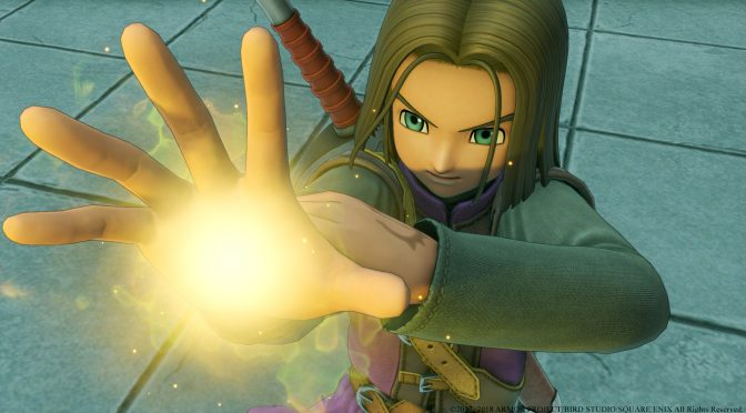 Here are 29 minutes of gameplay footage from Dragon Quest XI: Echoes of an Elusive Age