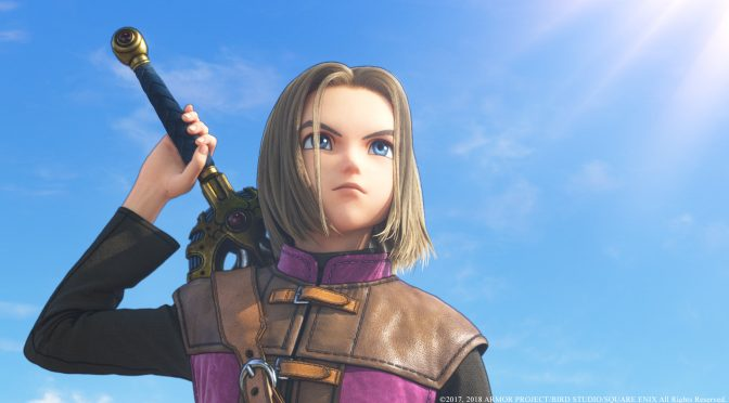 DRAGON QUEST XI Echoes of an Elusive Age screenshots header
