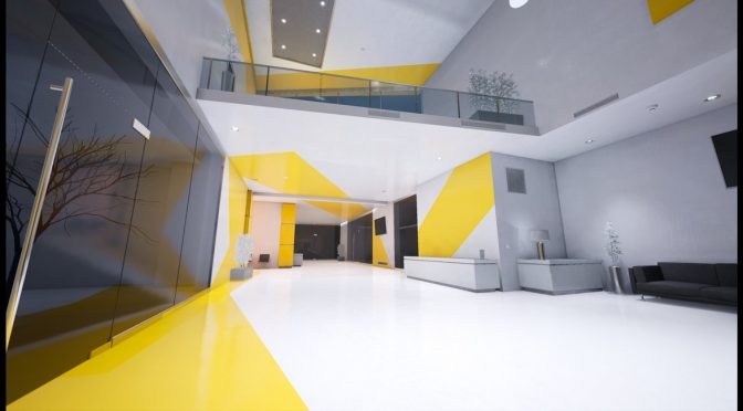 Mirror's Edge, Dark Souls and Silent Hill 2 recreated in Unreal Engine 4