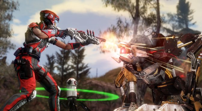 Closed beta phase for Defiance 2050 begins on April 20th, will last until April 22nd