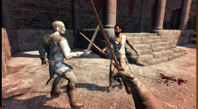 Elium – Prison Escape is a realistic swordfighting action roguelite, created by one person