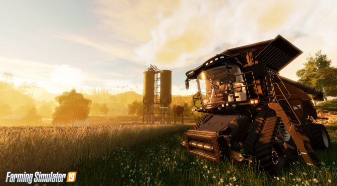 First Farming Simulator 19 patch lets players terraform the terrain, adds new economic difficulty modes
