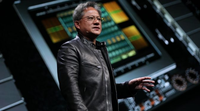 Nvidia's CEO Jensen Huang says Nvidia-Branded CPUs might be a possibility in near future