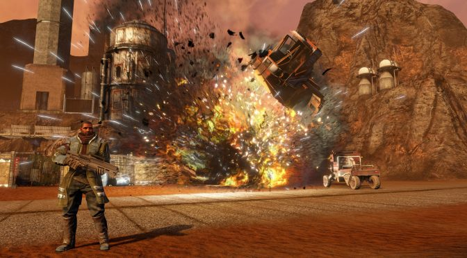 THQ Nordic announces the Red Faction Guerrilla 'Re-Mars-tered' edition