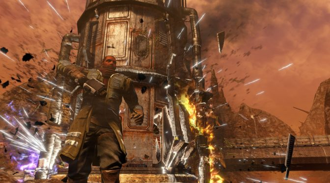 Red Faction Guerrilla Re-Mars-tered is now available and is completely free to all owners of the original