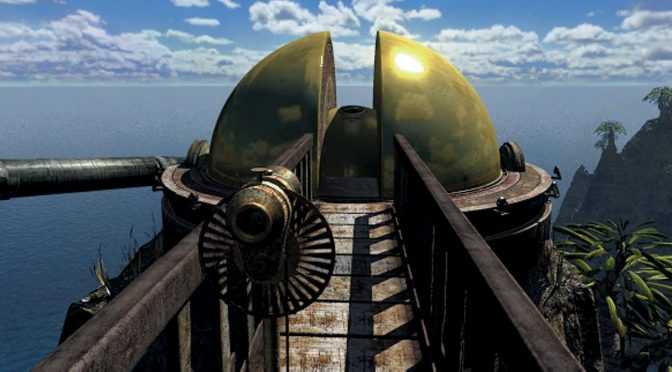 Cyan will release updated versions of its Myst games in 2018