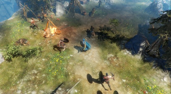Shadows: Awakening is a new isometric single-player RPG, gets new gameplay trailer