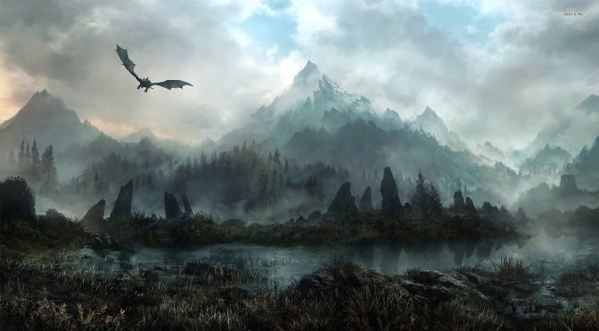 'The Elder Scrolls V: Skyrim VR' (PS4) Comes To PC Next Month