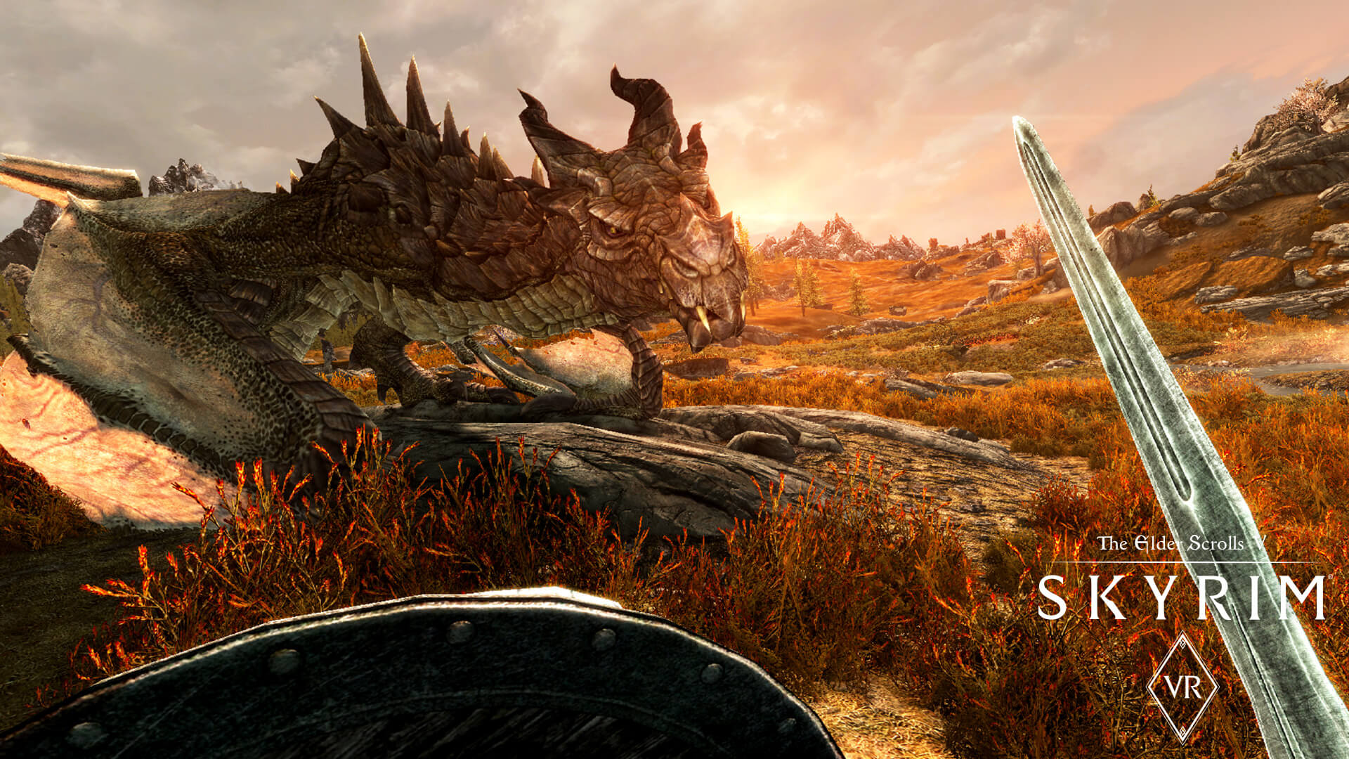 Skyrim VR Visual Noise Reduction is a must-have mod that increases
