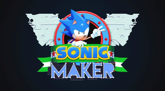 Sonic Maker will let you create your own Sonic stages and looks awesome, gets first test video