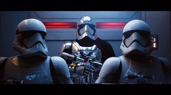 Epic Games showcases an incredible real-time raytracing tech demo of Star Wars in Unreal Engine 4