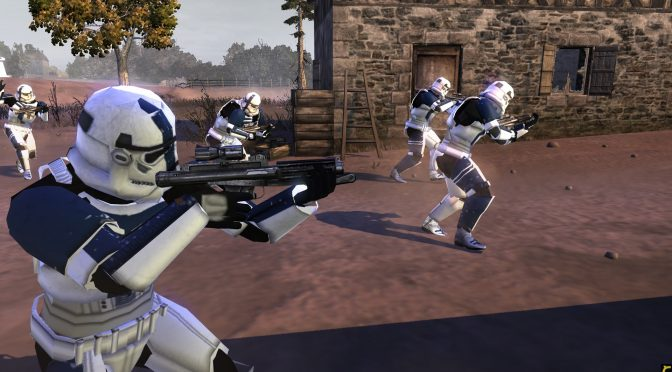 Star Wars comes to Company of Heroes thanks to this great total conversion mod