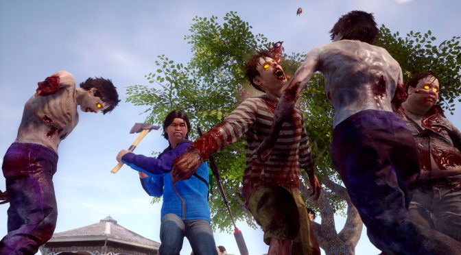 State of Decay 2's New Gameplay Trailer Showcases 4 Player Coop