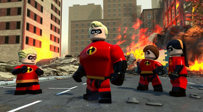 LEGO The Incredibles releases on July 13th, first details and screenshots