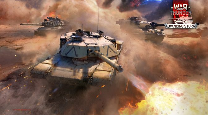 War Thunder moves to Dagor 5.0 Engine, featuring improved graphics and sounds