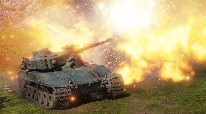 World of Tanks Update 1.10 detailed, will be the biggest update to date