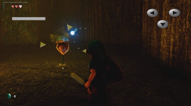 Here are 8 minutes of gameplay footage from the best Zelda Ocarina of Time fan remake in Unreal Engine 4