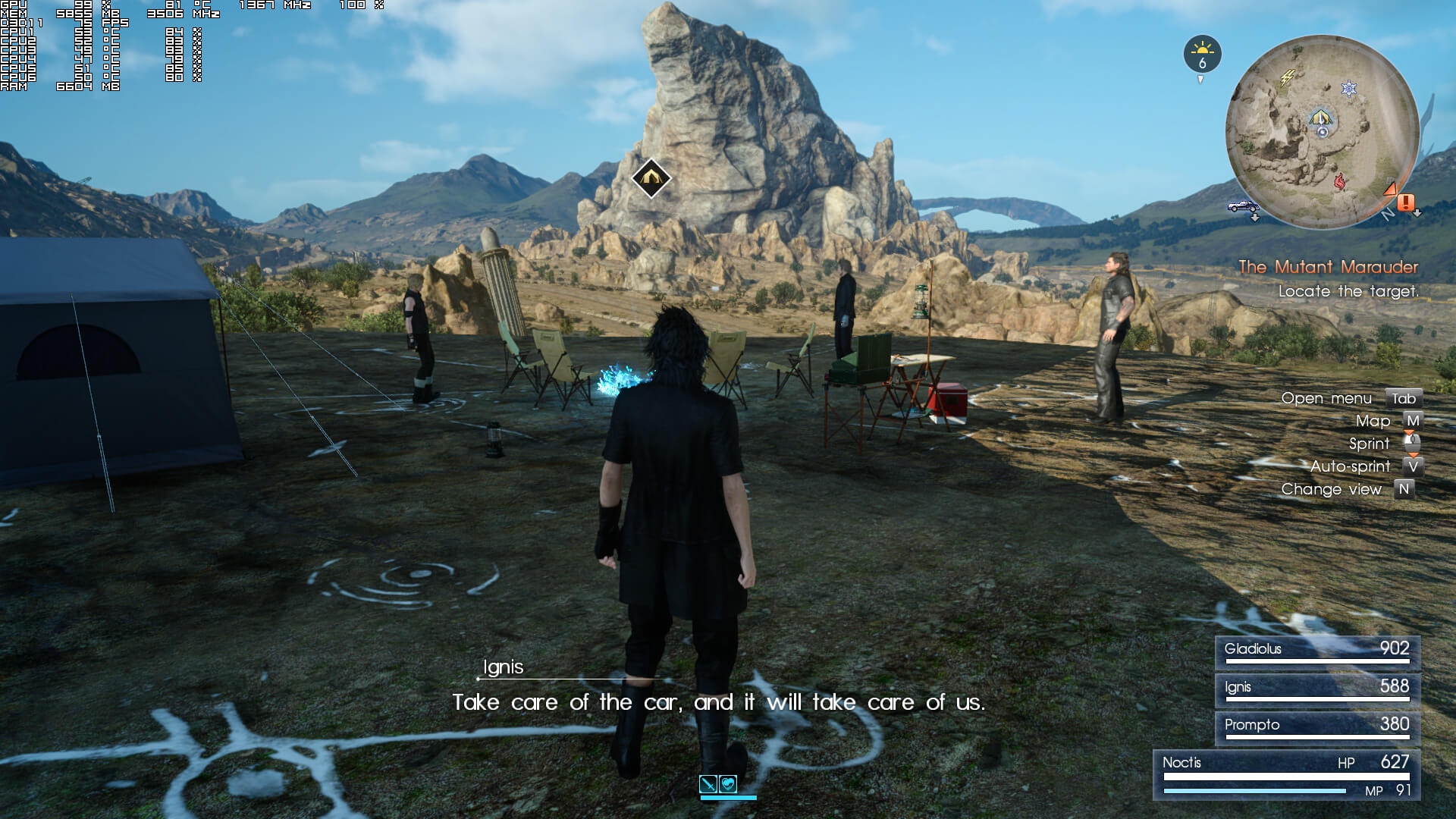 Report: The pirated version of Final Fantasy XV runs faster