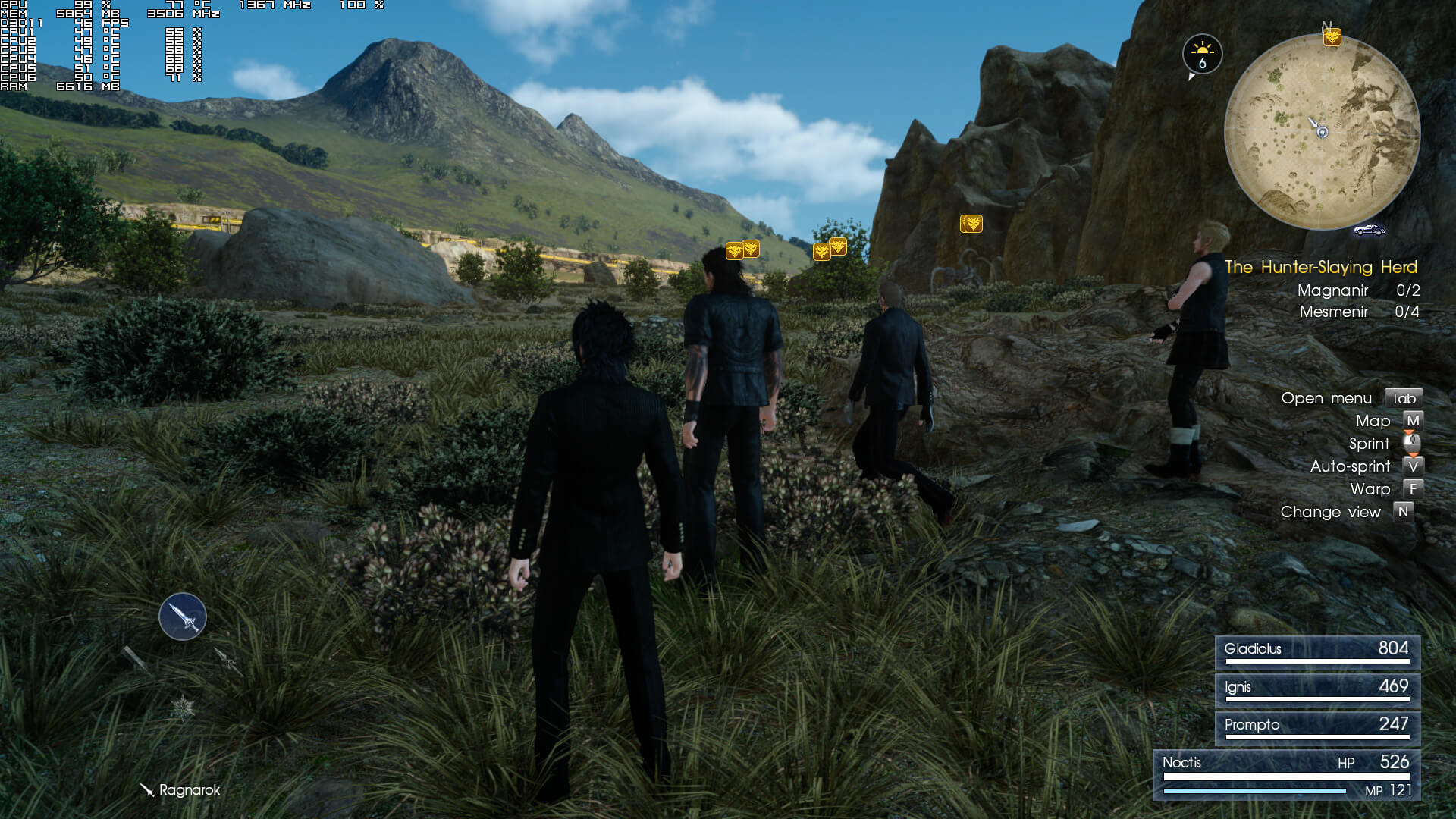 Report: The pirated version of Final Fantasy XV runs faster/better