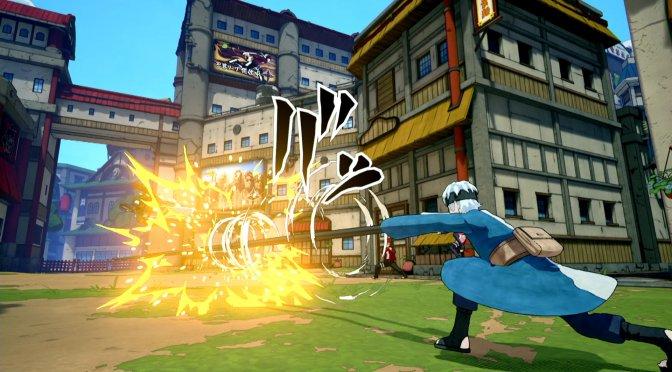 New screenshots released for Naruto to Boruto: Shinobi Striker