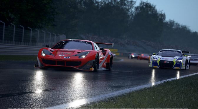 More screenshots released for Assetto Corsa Competizione