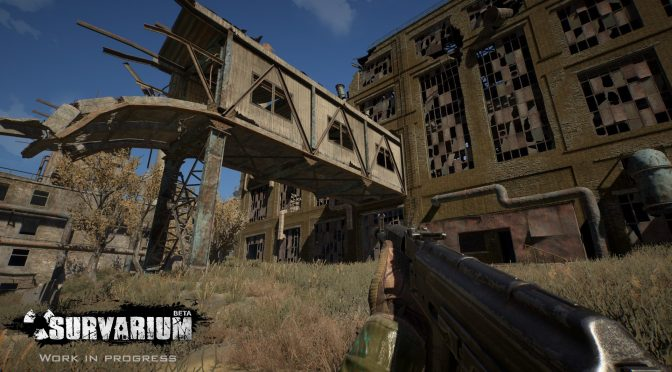 New Survarium screenshots showcase brand new graphics renderer
