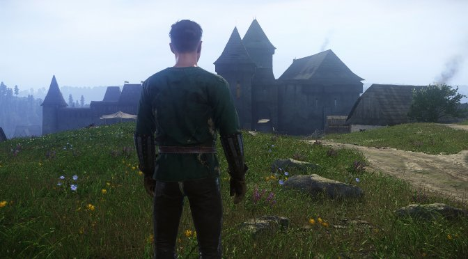 This Kingdom Come Deliverance mod enables third-person camera