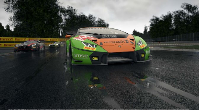 Assetto Corsa Competizione – In-game versus Reality comparison screenshots