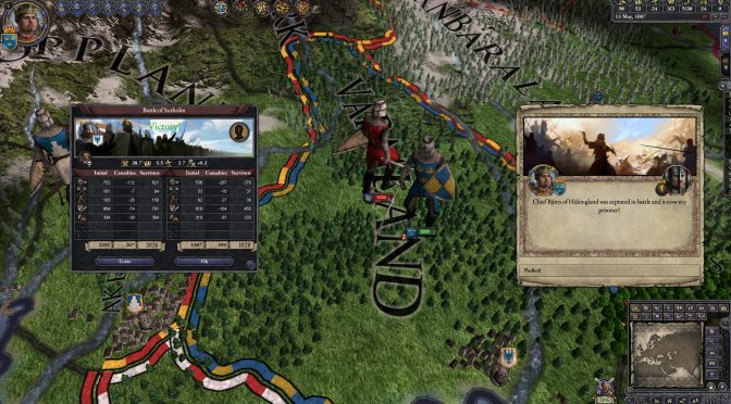 Crusader Kings 2 is now available for free on Steam for a limited time