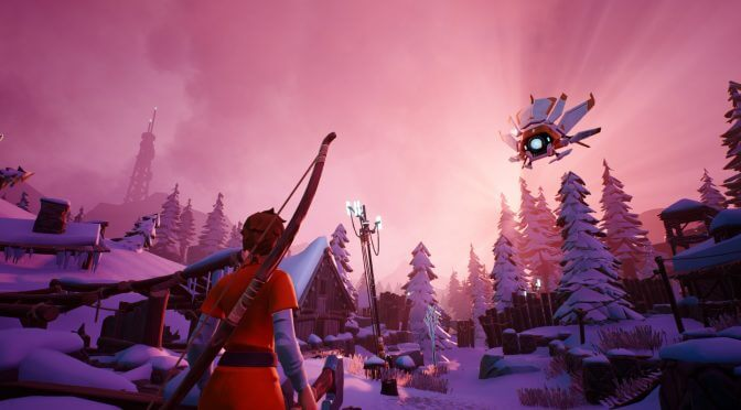 Manhunt and survival battle-royale game, Darwin Project, is now free to play on Steam