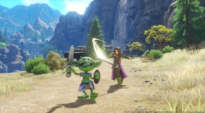 New screenshots released for DRAGON QUEST XI: Echoes of an Elusive Age