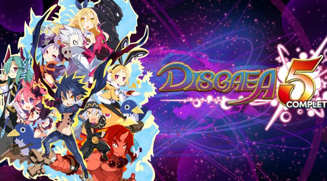 Disgaea 5 Complete for PC has been delayed