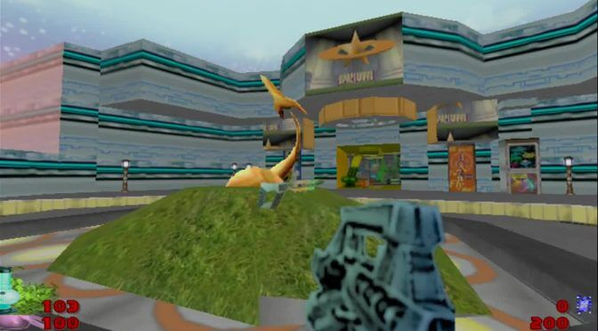 Doomsplitters is a new mod that brings the maps, weapons and enemies from Timesplitters to classic Doom