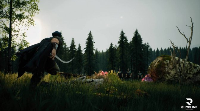 Knights of Light is a new third-person action adventure game, supports NVIDIA's VGXI, gets pre-alpha trailer