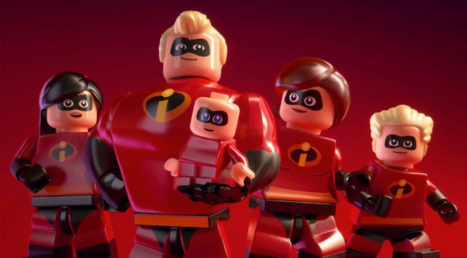 LEGO The Incredibles gets first official gameplay trailer