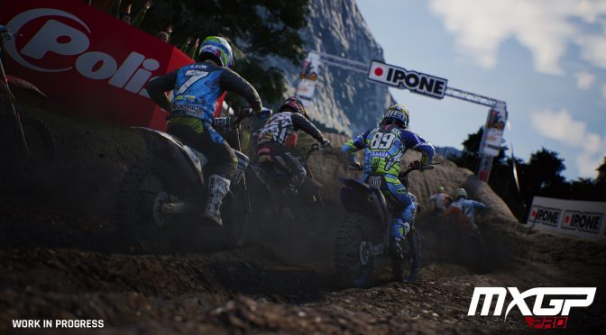 MXGP PRO is coming to the PC on June 29th, first details & screenshots