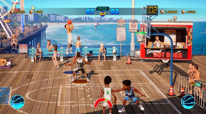 NBA Playgrounds 2 renamed to NBA 2K Playgrounds 2, releases in Fall 2018