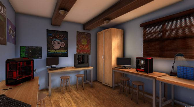 PC Building Simulator has sold 100K copies in its first month